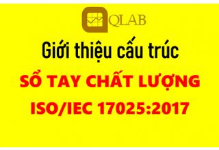 SỔ TAY CHẤT LƯỢNG ISO 17025