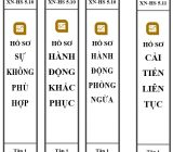 Hướng dẫn sử dụng bộ tài liệu hệ thống QLCL theo tiêu chí 2429