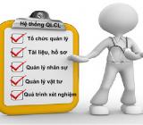 Những bước cần thiết để thực hiện theo bộ tiêu chí đánh giá mức chất lượng phòng xét nghiệm