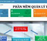 Giới thiệu Phần mềm quản lý kho xét nghiệm – QLAB