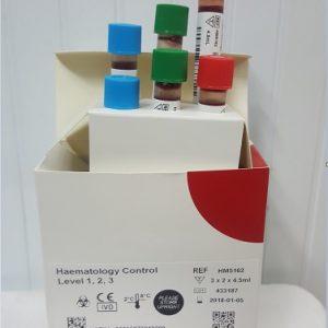 Vật liệu nội kiểm (QC) Huyết học hãng Randox – Haematology Tri-Level