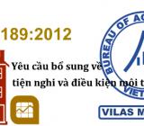 Yêu cầu bổ sung về tiện nghi và điều kiện môi trường theo ISO 15189:2012