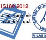12 yêu cầu bổ sung về báo cáo kết quả theo ISO 15189:2012